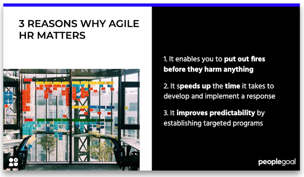 agile hr why it matters