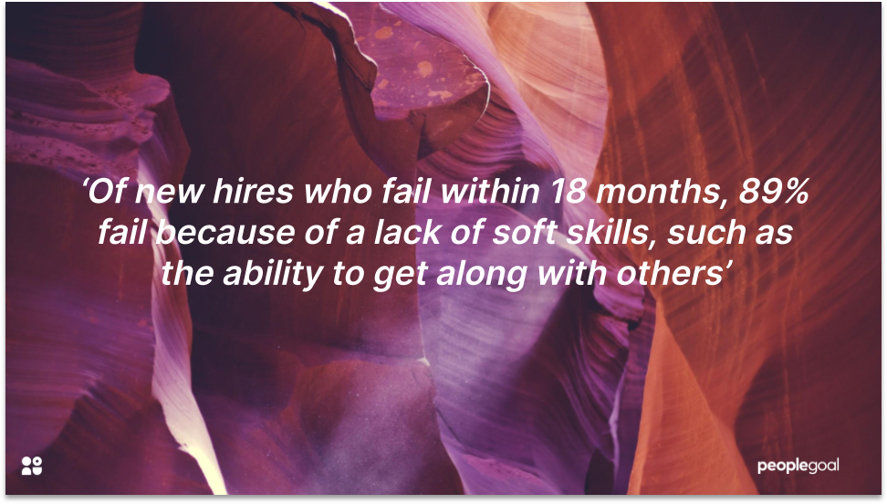 Receive feedback on Soft Skills