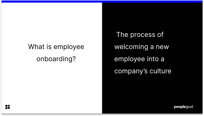 What is Employee Onboarding?